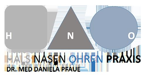 Ulm Neu-Ulm Logo HNO Praxis Pfaue