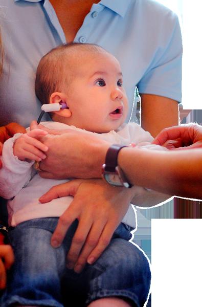 baby neugeborenen hörscreening ulm neu-ulm
